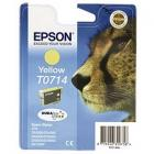 Epson T0714 (C13T07144011) 5,5ML  Original STYLUS D78