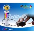 Reincarcare cartus Hp 82 (CH568A) Yellow 28 ml