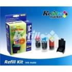 Refill kit Ink Mate Hp 901XL Black (CC654AE)