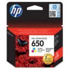 Hp 650 (CZ102AE) 5ML Original
